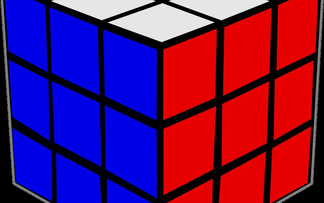 35 Jahre Rubik's Cube