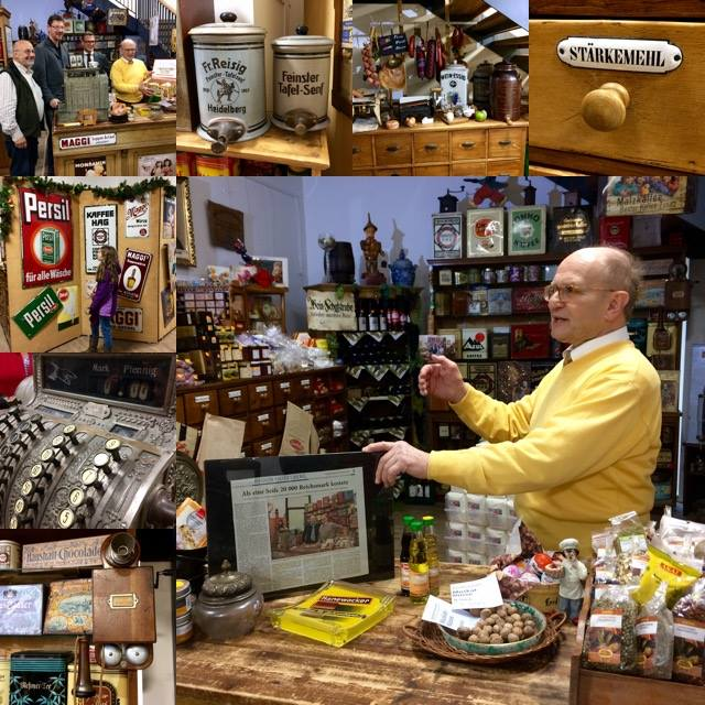 Lichdi-Lädle. Nostalgischer Kaufladen im Familienzentrum