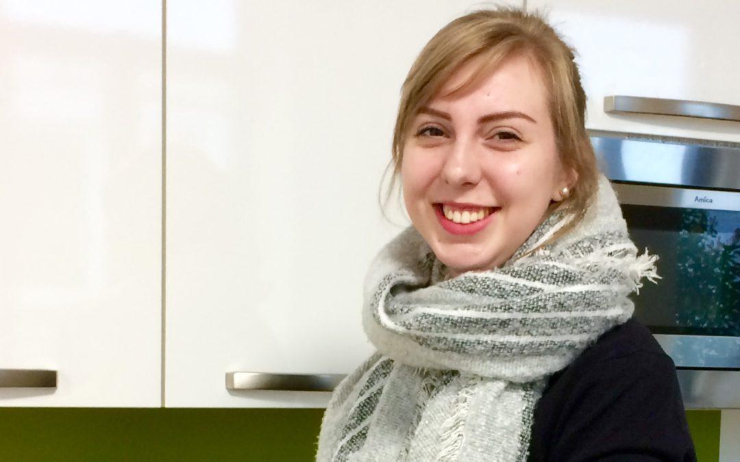 Neue Mitarbeiterin im Familienzentrum: Natascha Ewert aus Brasilien