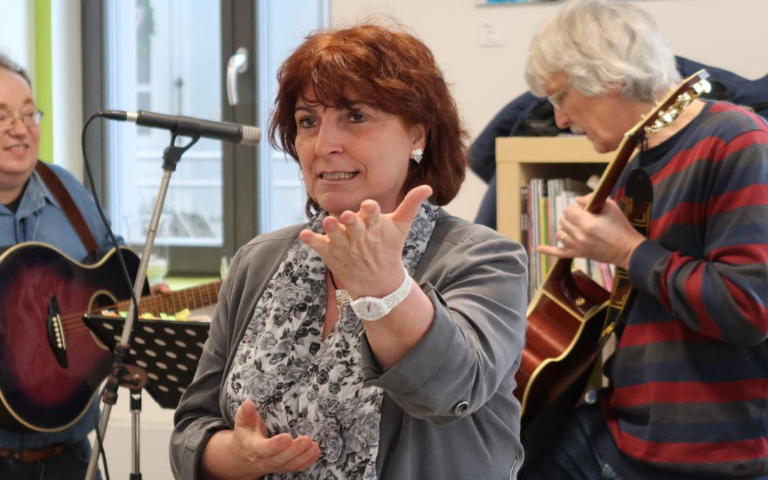 Vernissage mit Sabine Kurilienko